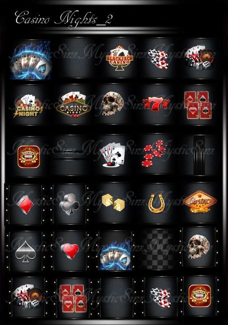 Casino Nights_2 IMVU Room Textures