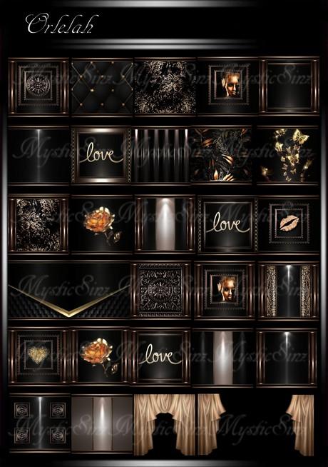 Orlelah IMVU Room Textures Collection