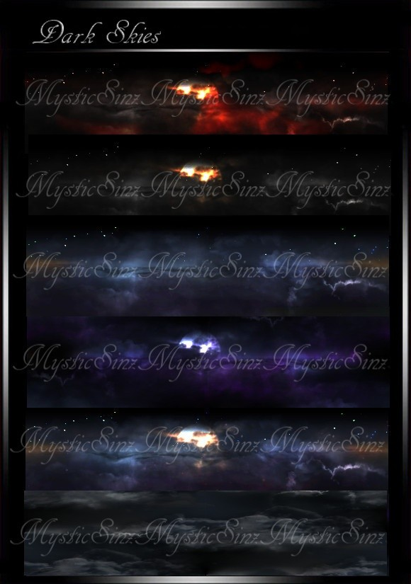 Dark Skies IMVU