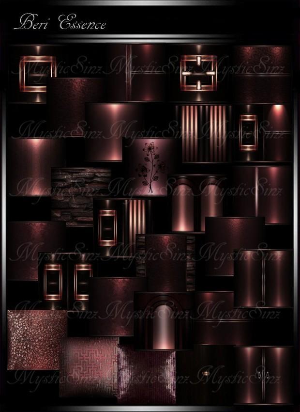 IMVU Textures Beri Essence Room Collections