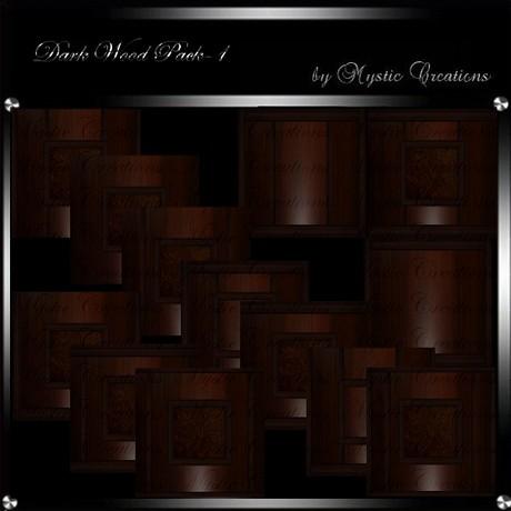 IMVU Textures Dark Wood 1