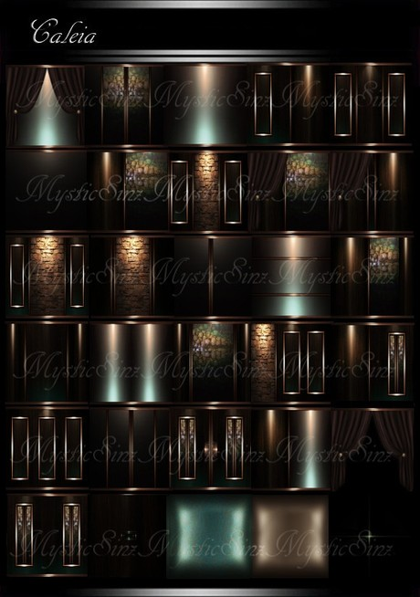 IMVU Textures Caleia Room Collection