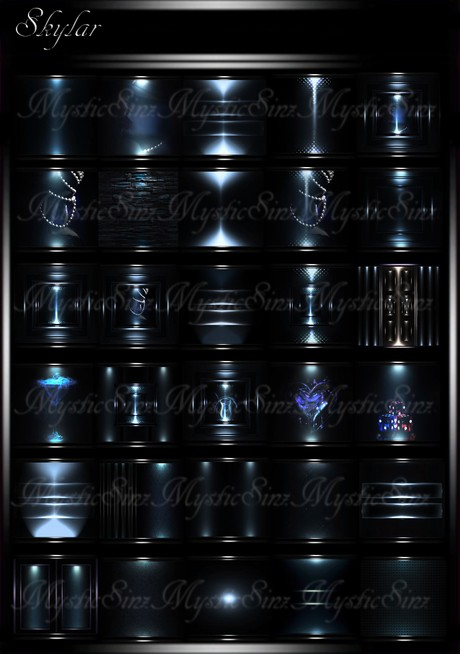 Skylar IMVU Room Texture Collection