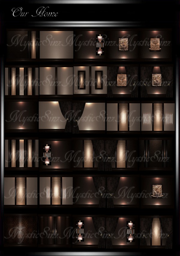 Our Home Room Textures Collection