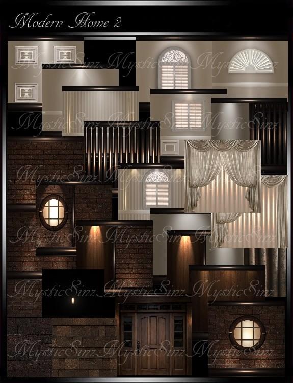 IMVU Textures Modern Home 2