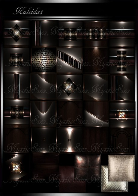 Kaleidas IMVU Room Texture Collection