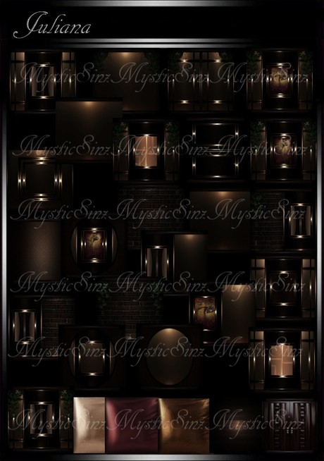 Juliana Room Texture Collection