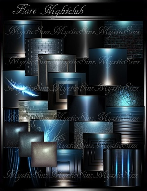 IMVU Textures Flare Night Club
