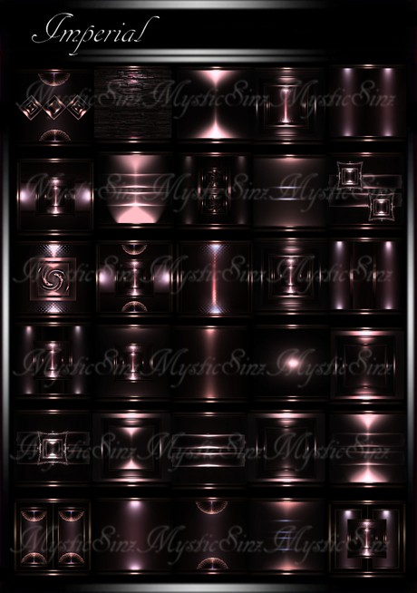 Imperial IMVU Room Texture Collection