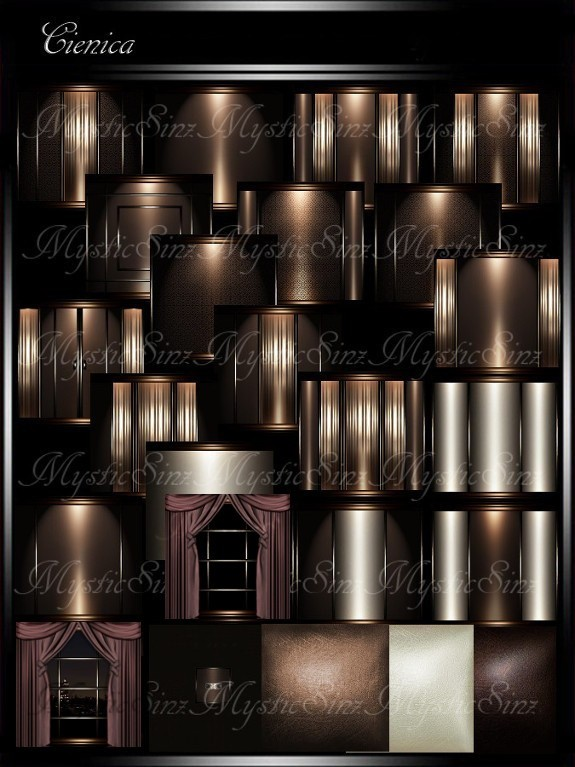 Cienica Room Collection