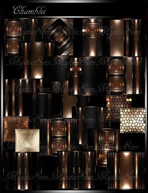 IMVU Textures Chamblei Room Collection