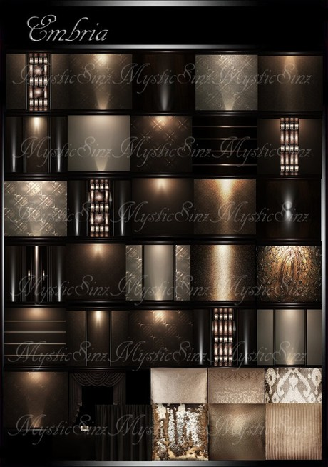 IMVU Embria Room Collection