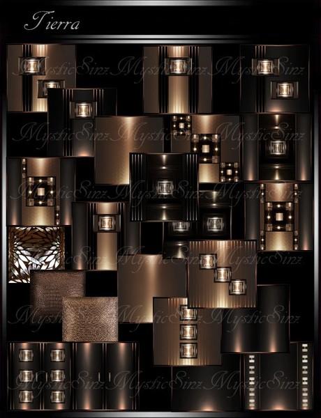 IMVU Textures Tierra Room Collection