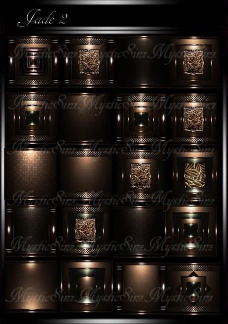 Jade 2 IMVU Room Texture Collection
