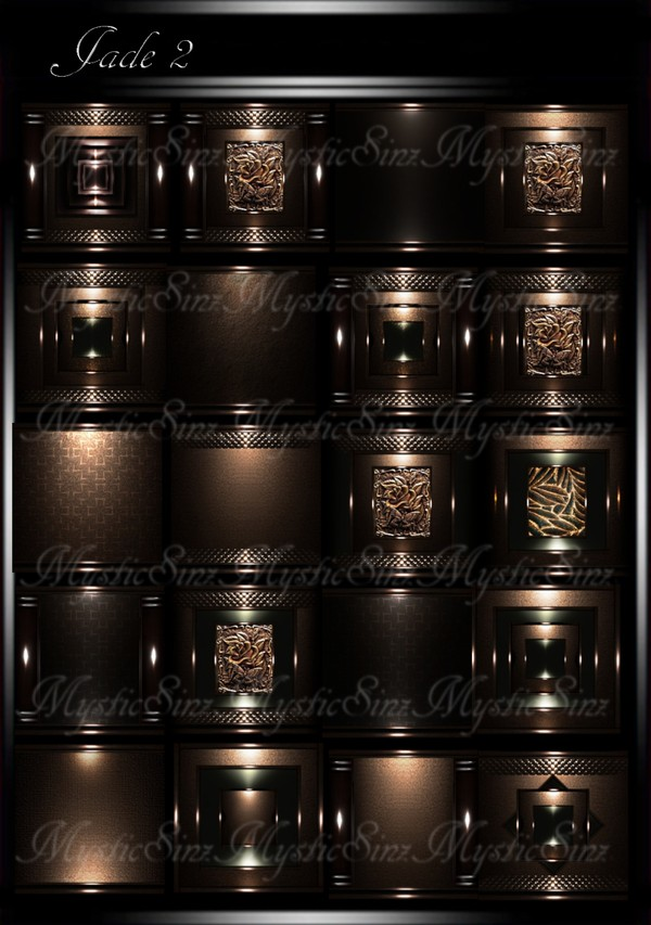 Jade 2 IMVU Room Texture Collection