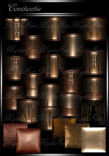 IMVU Textures Constantia Room Collection