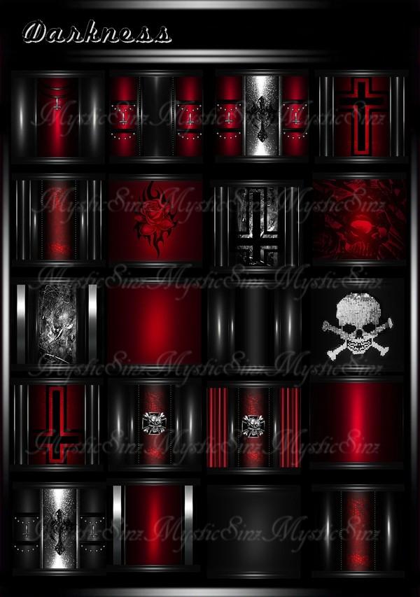 Darkness IMVU Room Texture Collection