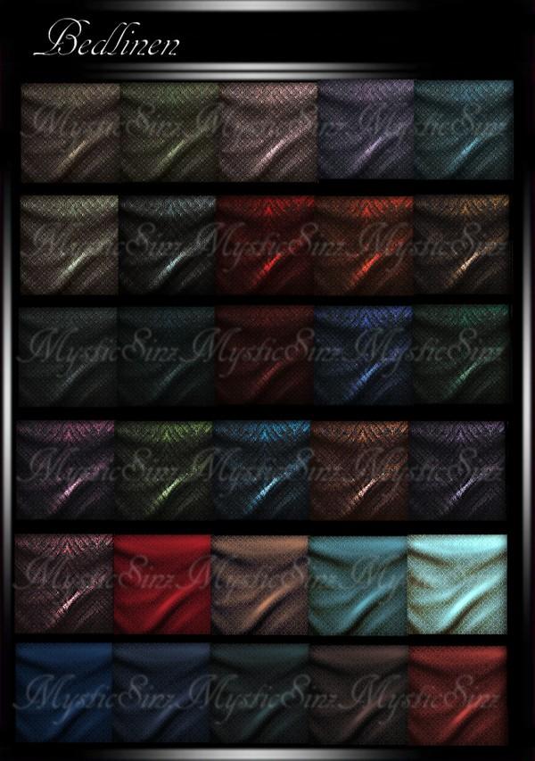 Bed Linens IMVU Textures