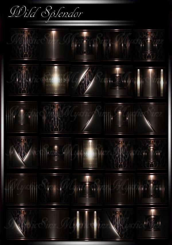 Wild Splendor IMVU Room Texture Collection