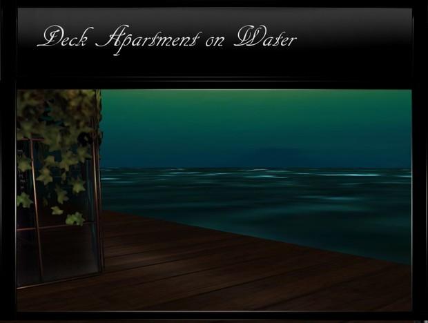 IMVU Meshes Reflect Deck Apartment