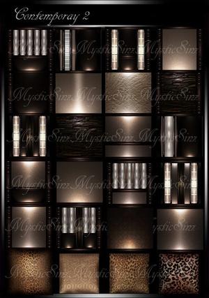 Contemporary 2 Room Textures IMVU