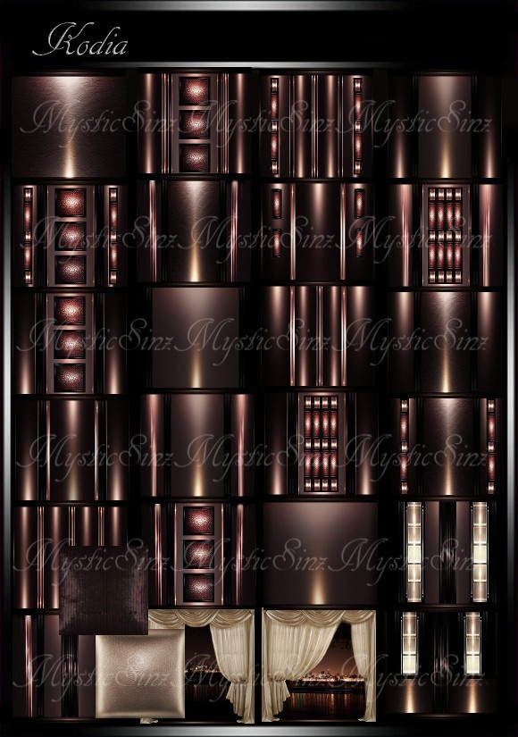 Columns For Sale >> Kodia Room Texture Collection IMVU - MysticSinZ