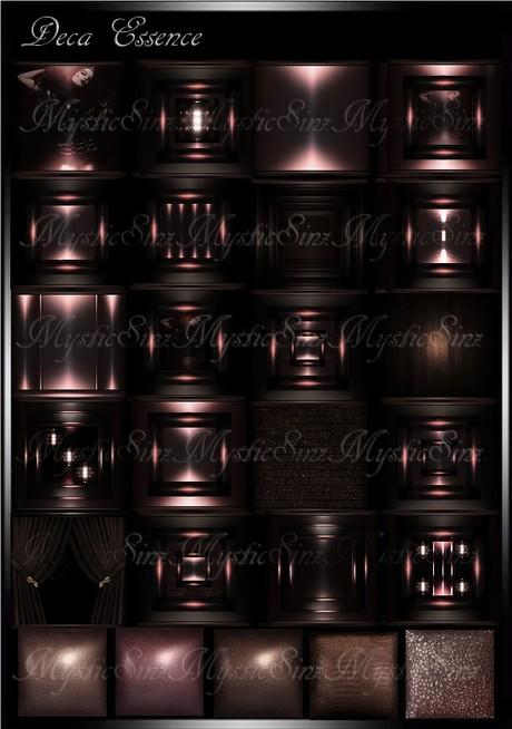 Deca Essence Room Collection IMVU