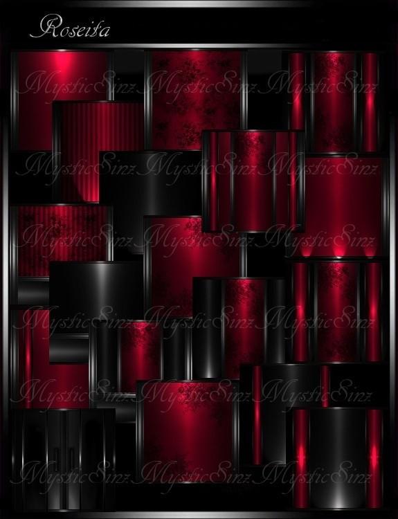IMVU Textures Roseita Room Collection