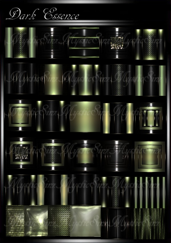 Dark Essence Room Collection