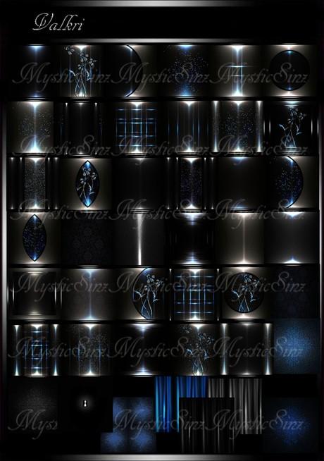 Valkari IMVU Room Collection