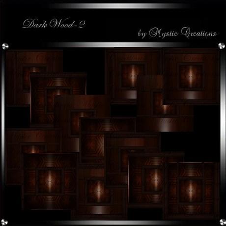 IMVU Textures Dark Wood 2