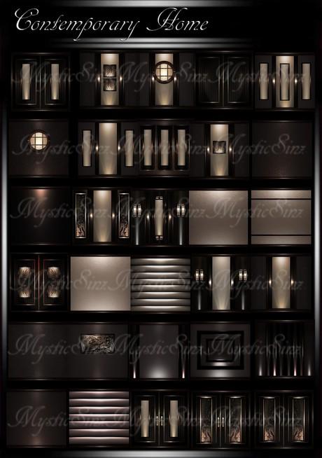 Contemporary Home -3 IMVU Texture Collection