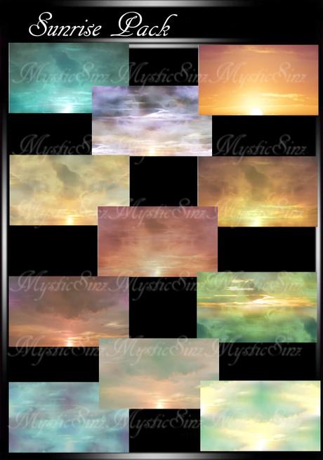 Sunrise Skies IMVU