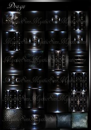 Drago Room Texture Collection IMVU