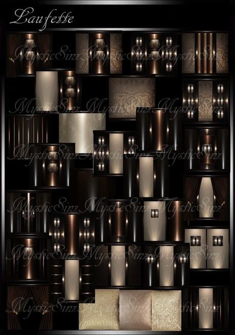 IMVU Laufette Room Collection