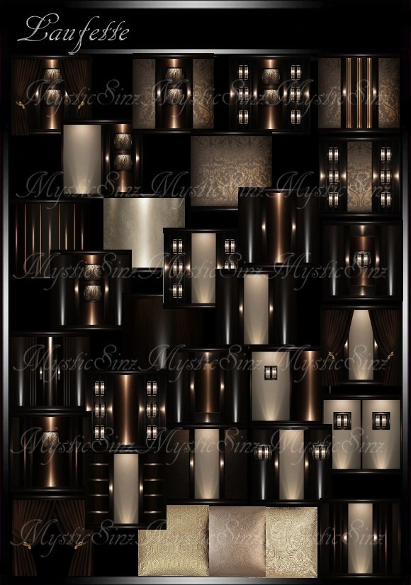 IMVU Laufette Room Collection