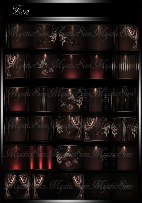 Zen IMVU Room Texture Collection