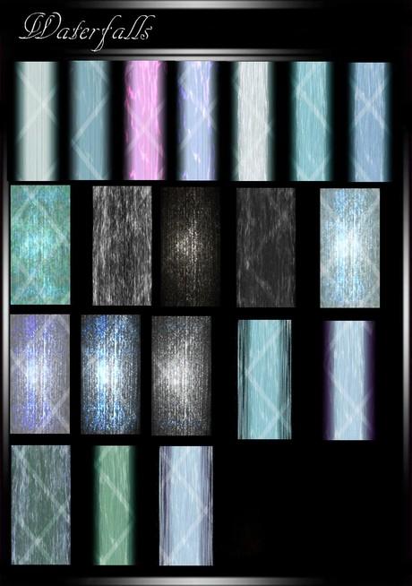 Waterfall Textures IMVU