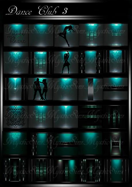 Dance Club 3 IMVU Texture Collection