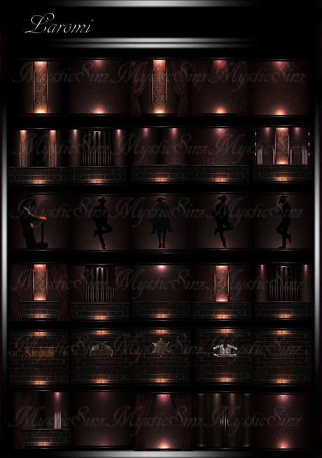 Laromi IMVU Room Texture Collection