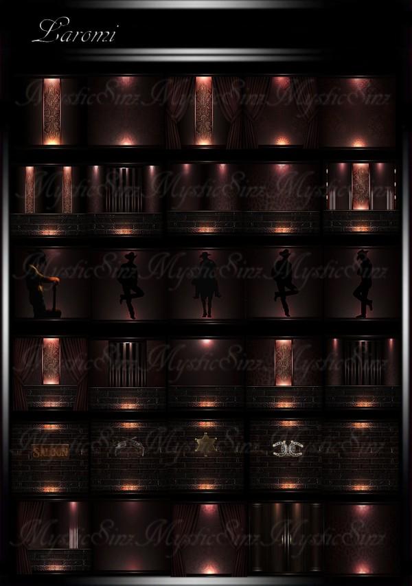 Laromi IMVU Room Texture Collection