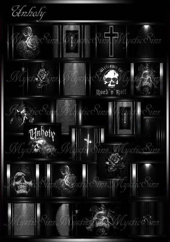 UnHoly Room Textures IMVU