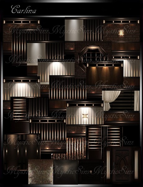 IMVU Textures Carlina Room Collection