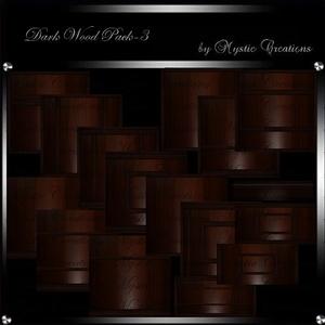 IMVU Textures Dark Wood 3