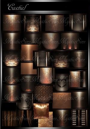 IMVU Castiel Room Collection