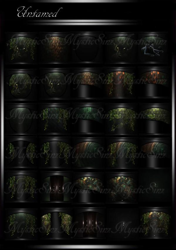 Untamed Room Collection IMVU Textures