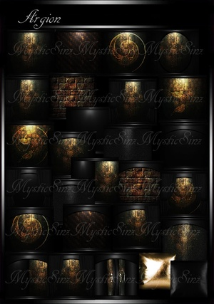 Argion Room Textures Collection