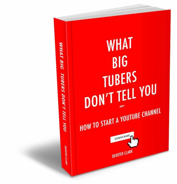 What big Tubers don't tell you (ebook)