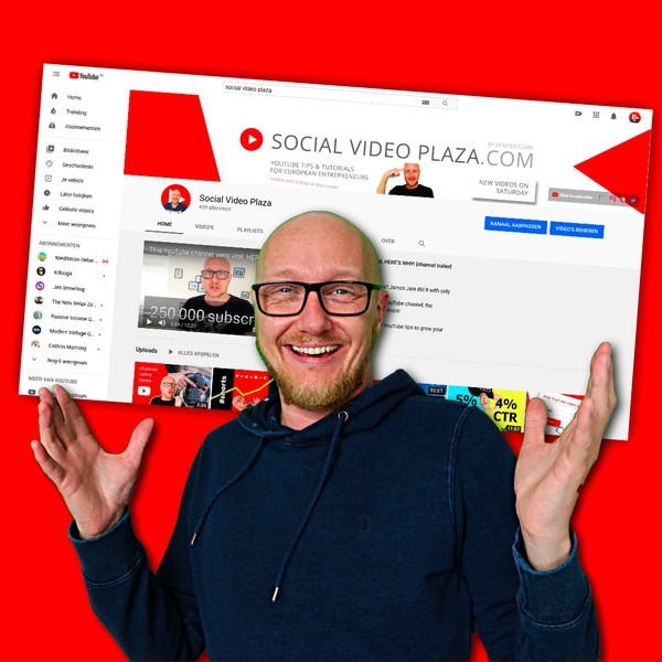 How to create a YouTube video like the pros (video course)