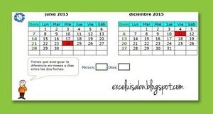 Calcula el período entre dos fechas, versión 1.2.
